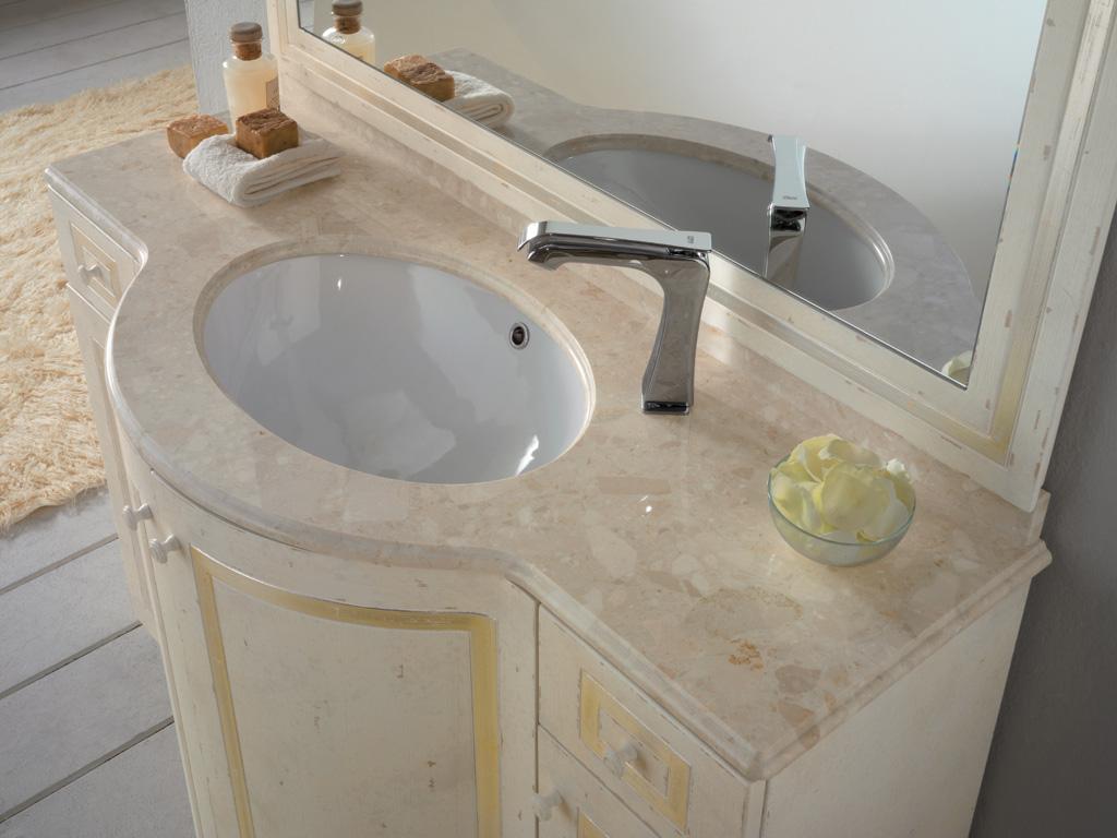 Disegno Bagno - arredamento da bagno classico e classico contemporaneo